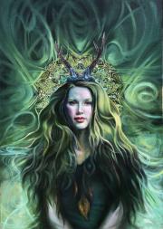 Vernal Equinox, Goddess of the Spring