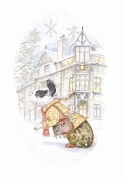 Roger Rabbit at Christmas , The Wheatsheaf, Beetham